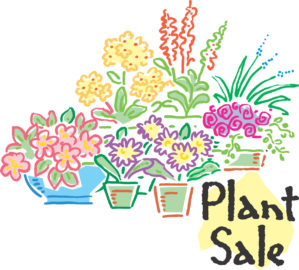 PLANT SALE - May 7 & 8